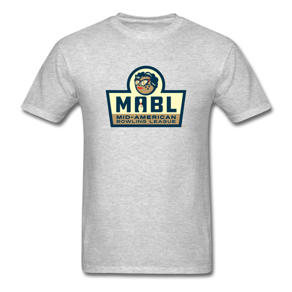 MABL Bowling Unisex Classic T-Shirt - heather gray
