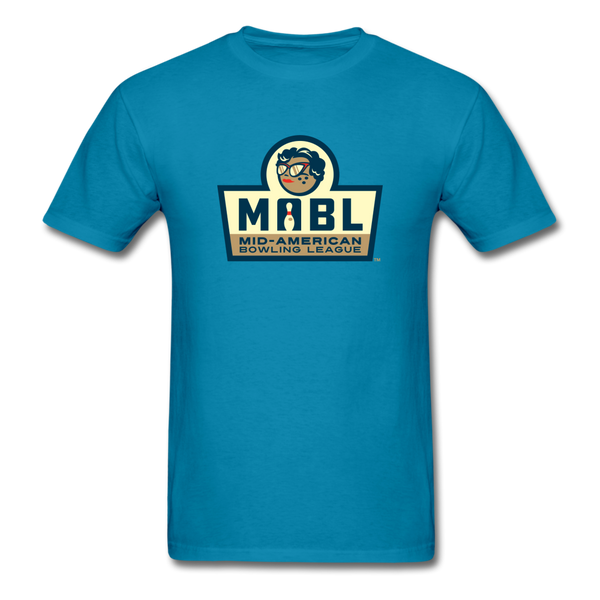 MABL Bowling Unisex Classic T-Shirt - turquoise