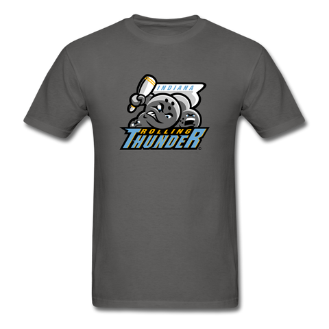 Indiana Rolling Thunder Unisex Classic T-Shirt - charcoal