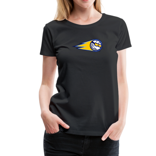 Minnesota Snowballs Women's Premium T-Shirt - black