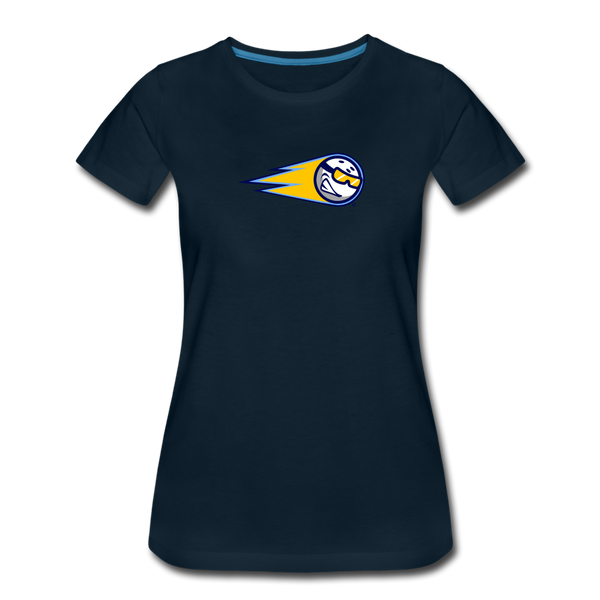 Minnesota Snowballs Women's Premium T-Shirt - deep navy