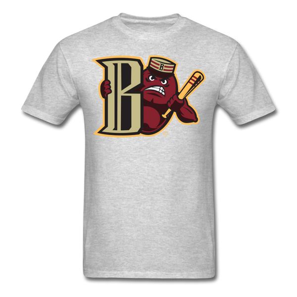 Boston Mean Beans Mascot B Unisex Classic T-Shirt - heather gray