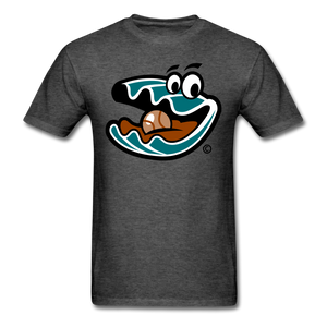 Florida Treasure Hunters Oyster Mascot Unisex Classic T-Shirt - heather black