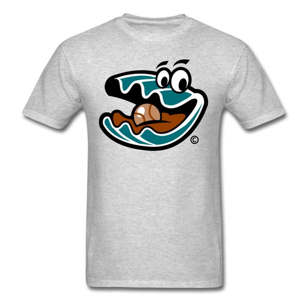 Florida Treasure Hunters Oyster Mascot Unisex Classic T-Shirt - heather gray