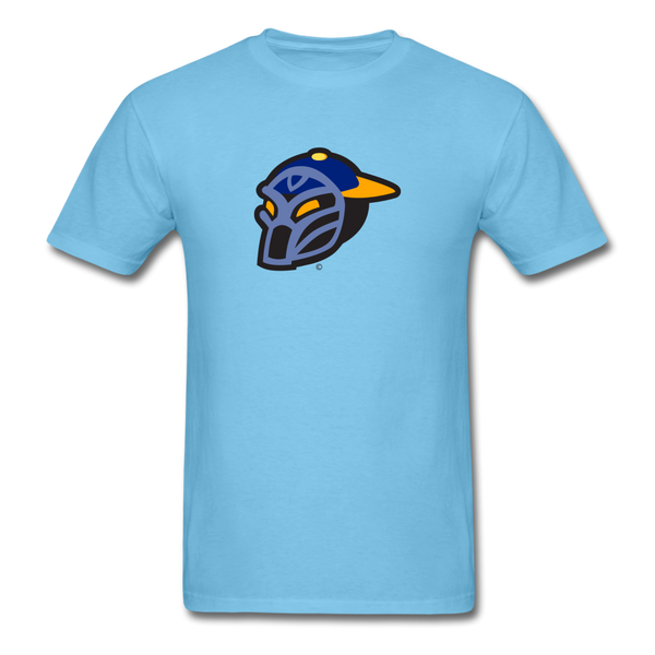 Houston Galactics Alien Unisex Classic T-Shirt - aquatic blue