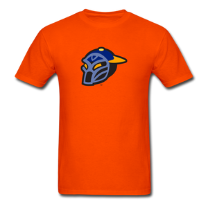 Houston Galactics Alien Unisex Classic T-Shirt - orange