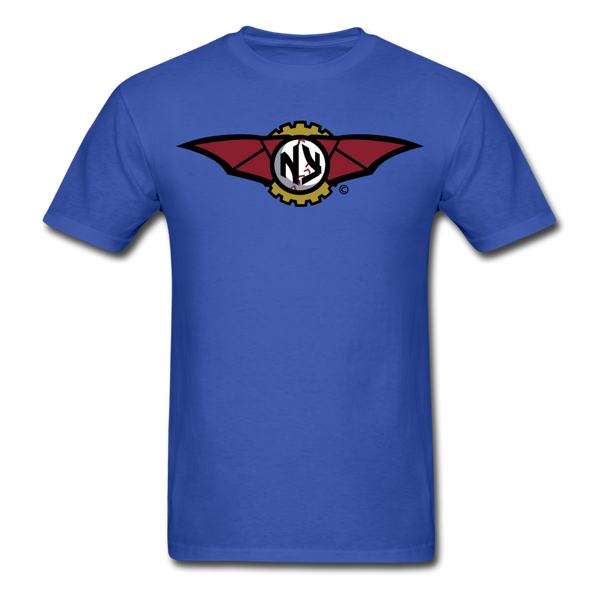 New York Zeppelins NY Unisex Classic T-Shirt - royal blue