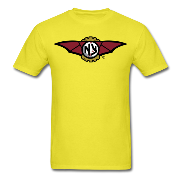 New York Zeppelins NY Unisex Classic T-Shirt - yellow