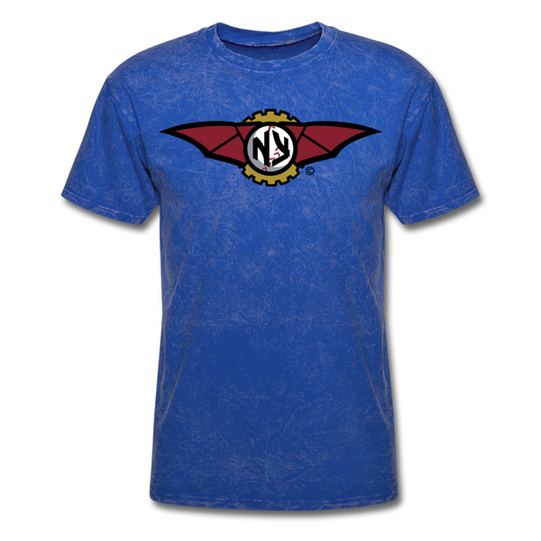 New York Zeppelins NY Unisex Classic T-Shirt - mineral royal