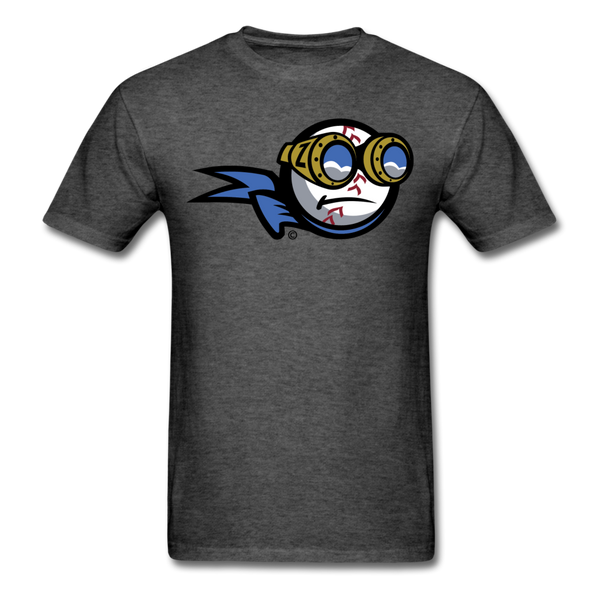 New York Zeppelins Mascot Unisex Classic T-Shirt - heather black