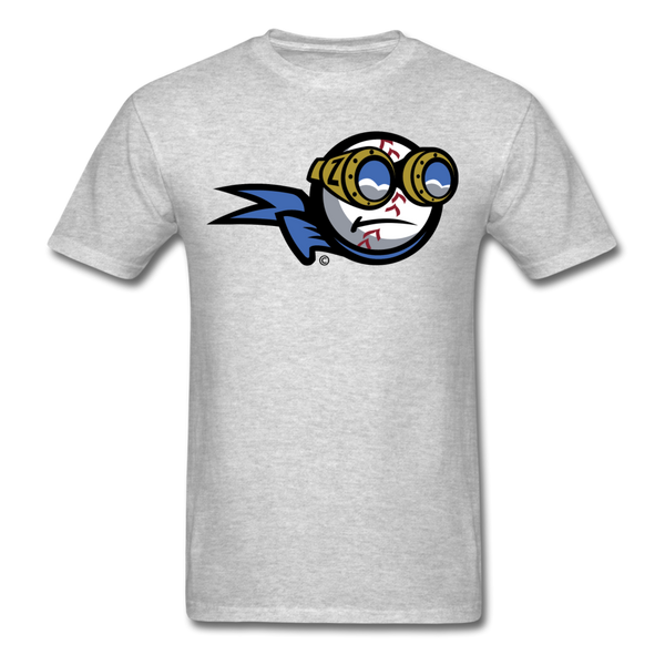 New York Zeppelins Mascot Unisex Classic T-Shirt - heather gray