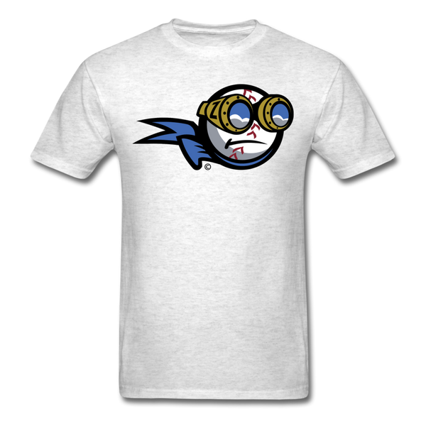 New York Zeppelins Mascot Unisex Classic T-Shirt - light heather gray