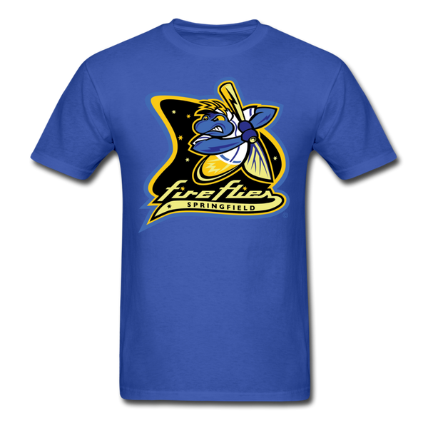 Springfield Fireflies Unisex Classic T-Shirt - royal blue