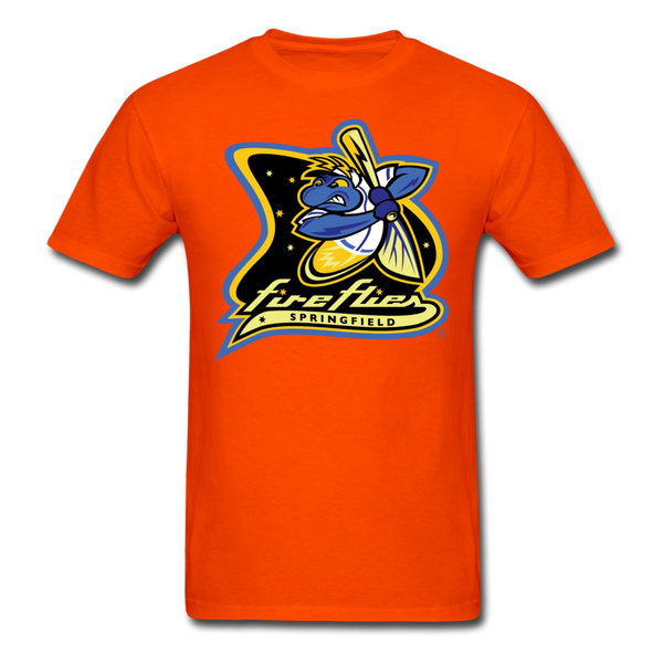 Springfield Fireflies Unisex Classic T-Shirt - orange