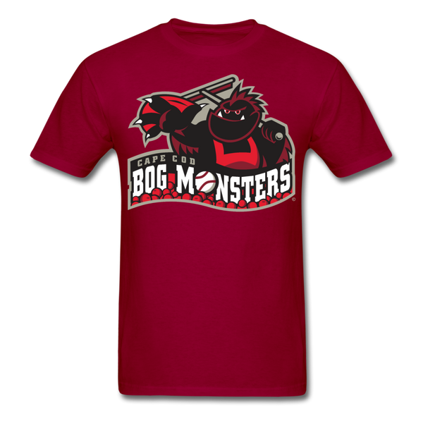 Cape Cod Bog Monsters Unisex Classic T-Shirt - dark red