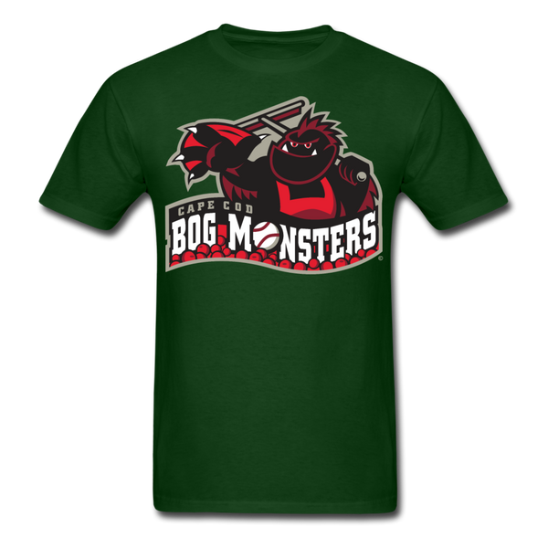 Cape Cod Bog Monsters Unisex Classic T-Shirt - forest green