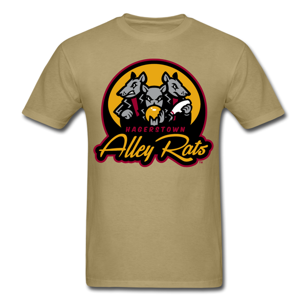 Hagerstown Alley Rats Unisex Classic T-Shirt - khaki