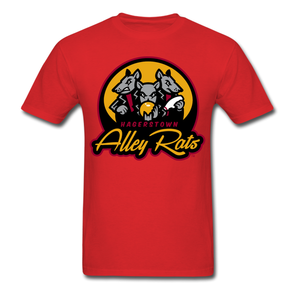 Hagerstown Alley Rats Unisex Classic T-Shirt - red