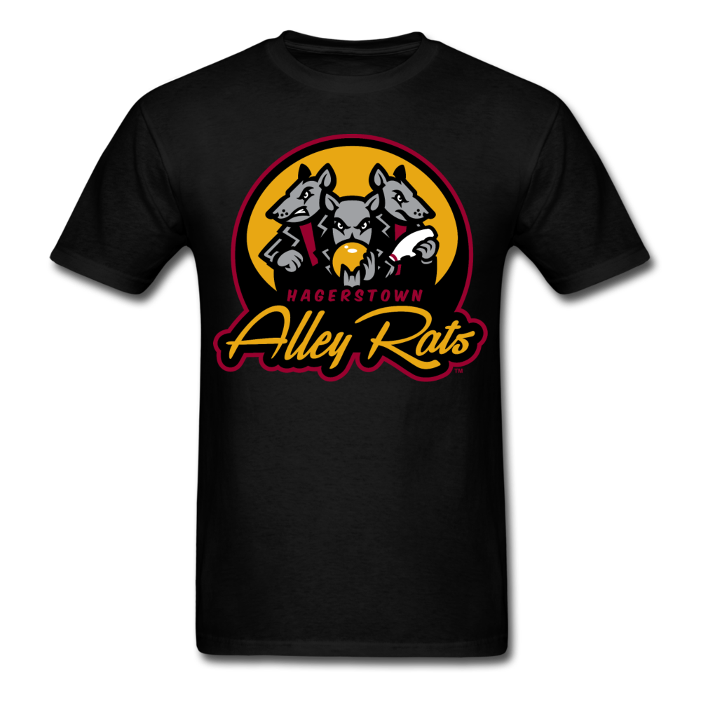 Hagerstown Alley Rats Unisex Classic T-Shirt - black