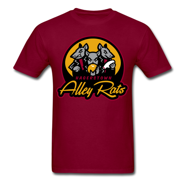 Hagerstown Alley Rats Unisex Classic T-Shirt - burgundy