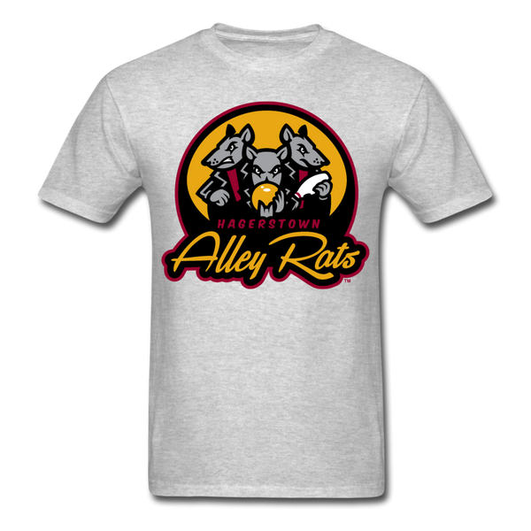 Hagerstown Alley Rats Unisex Classic T-Shirt - heather gray