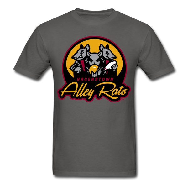 Hagerstown Alley Rats Unisex Classic T-Shirt - charcoal