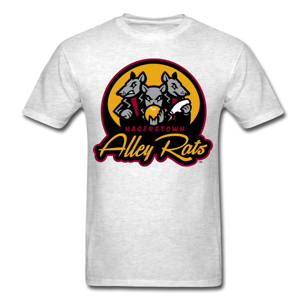 Hagerstown Alley Rats Unisex Classic T-Shirt - light heather gray