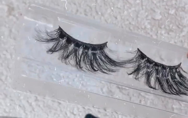 Angel Baby lashes