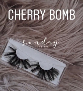Cherry Bomb Lashes