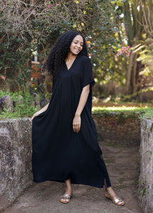 The-Easy-Chic Dress Edit (Black)