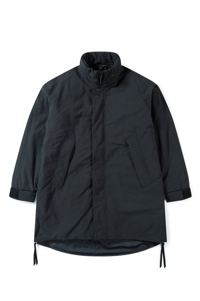 Manastash Mana-65 Field Coat (Black) - Manastash Europe