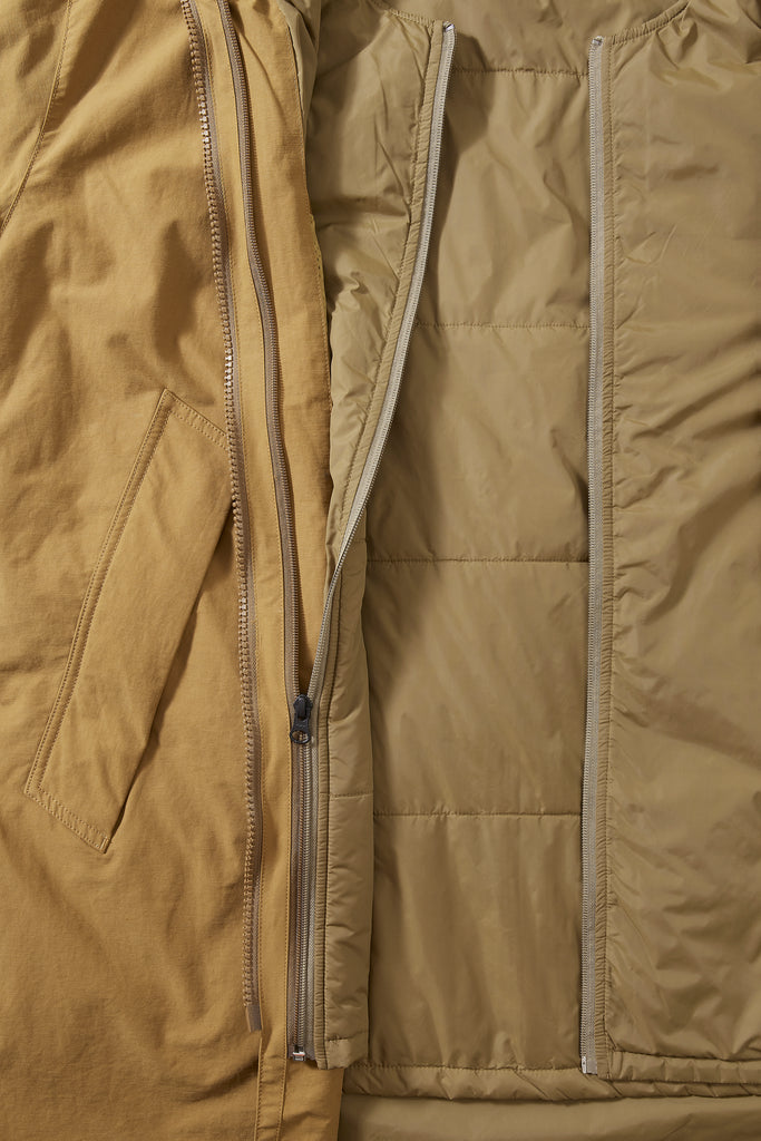 Manastash Mana-65 Field Coat (Tan) - Manastash Europe