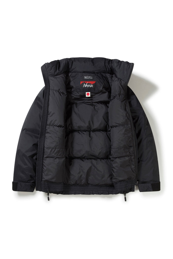 Manastash Nanga Down Jacket III (Black)