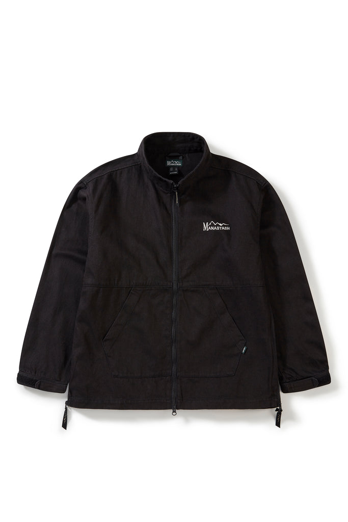 Manastash Members Jacket (Black) - Manastash Europe