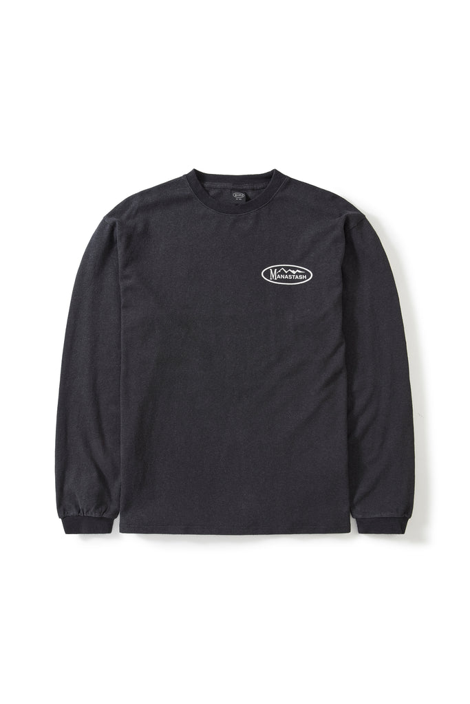 Manastash Hemp Tour LS Tee (Black) - Manastash Europe