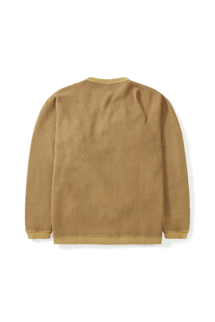Manastash Heavy Snug Thermal LS (Tan) - Manastash Europe