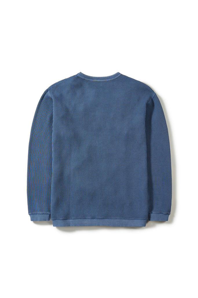 Manastash Heavy Snug Thermal LS (Blue Grey) - Manastash Europe