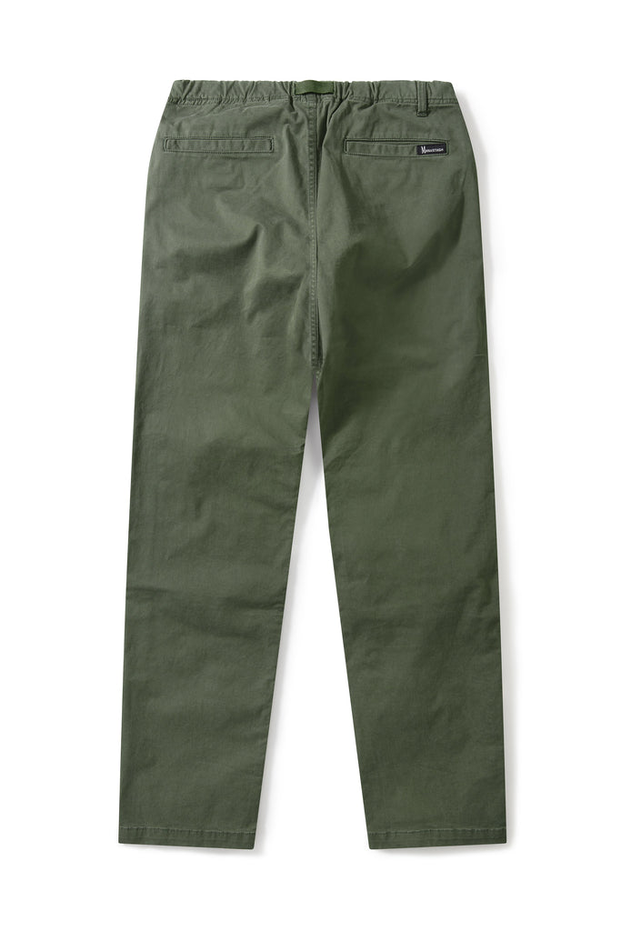 Manastash Flex Climber Pants (Olive) - Manastash Europe