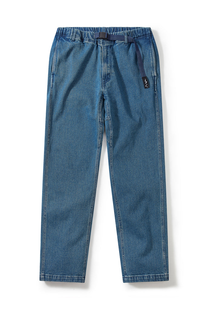 Manastash Flex Climber Pants (Used Washed Denim) - Manastash Europe