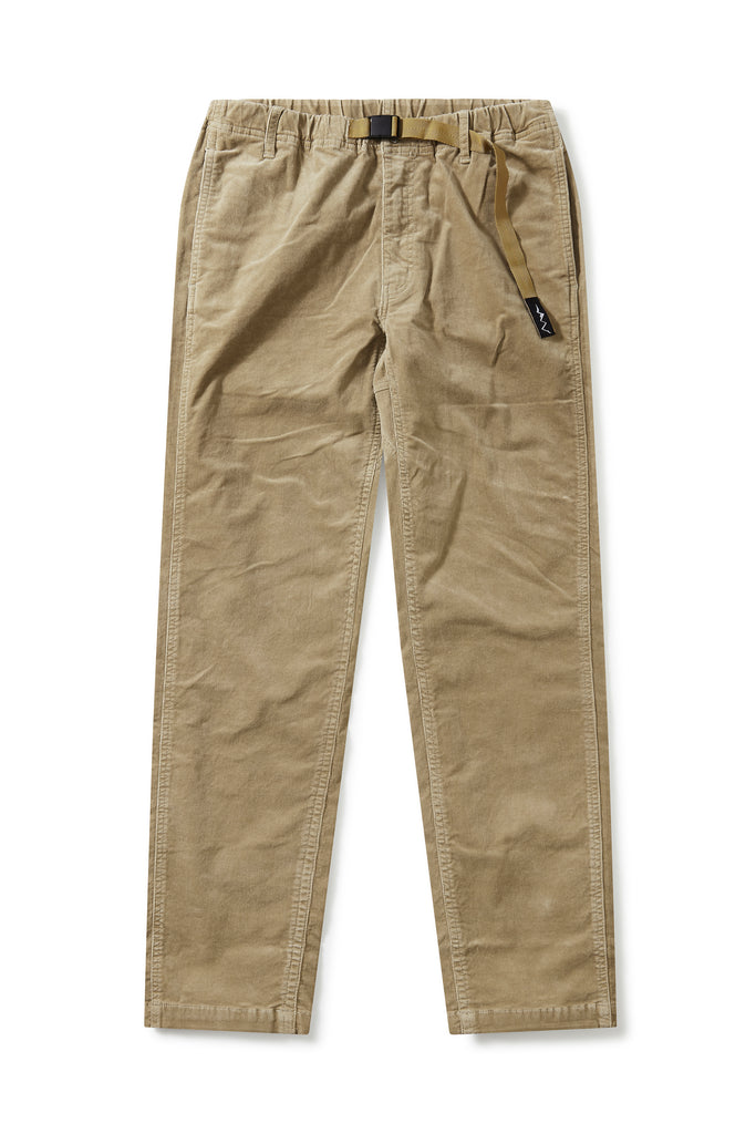 Manastash Stretch Corduroy Pants (Beige) - Manastash Europe