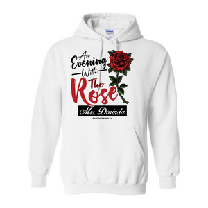 An Evening with The Rose White Hoodie