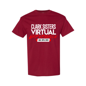 The Clark Sisters Virtual Experience T-Shirt