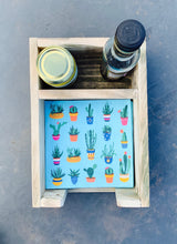 Load image into Gallery viewer, Handmade Wooden Napkin Holder