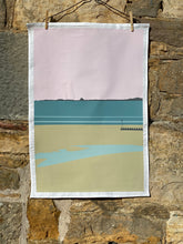 Load image into Gallery viewer, Portobello Beach Tea Towel