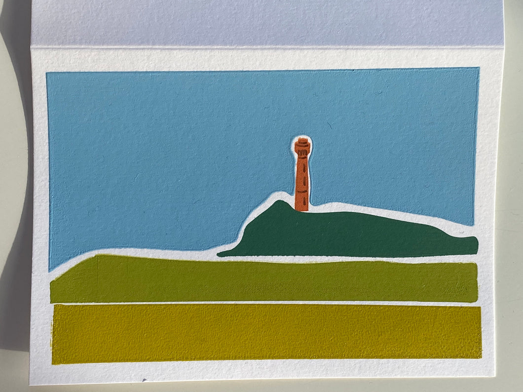 Hopetoun Monument Card