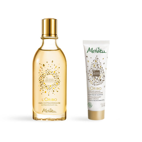 Winter Duo L'Or Bio - Melvita