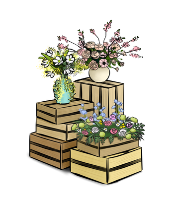 Monthly Bloom Box