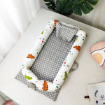 Load image into Gallery viewer, Multifunctional and portable bed for newborn baby