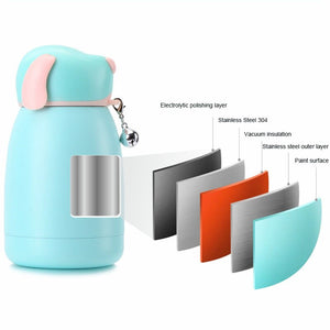 Thermo mug, flask, keep water hot