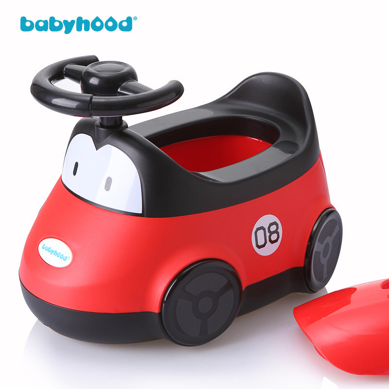 Century baby cite Cartoon car toilet